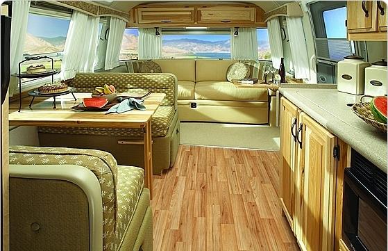 Airstream 2013 Model Year Upgrades Amp Improvements