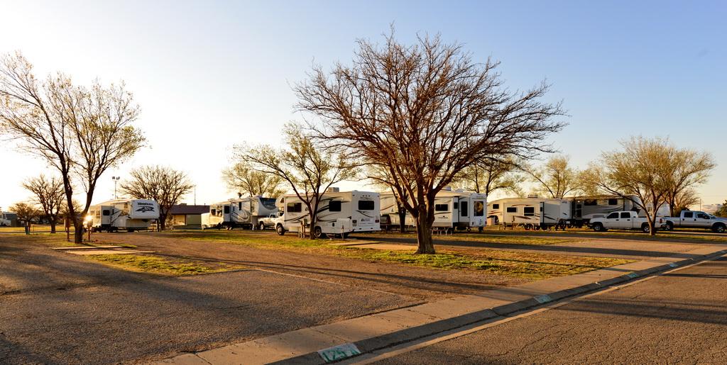 Amarillo Ranch RV Park « Glamper | An Airstream Diary