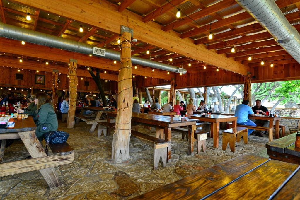 Salt Lick BBQ, Driftwood - Menu, Prices & Restaurant